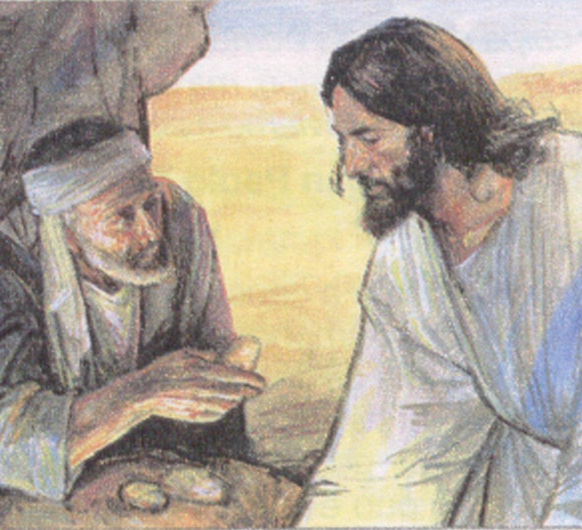 Chúa nhật I Mùa chay năm A: Những cơn cám dỗ đời người