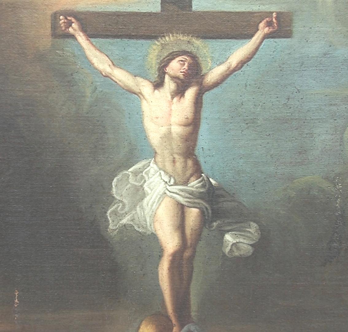 Risultati immagini per Gesù Cristo croce dio mio dio mio