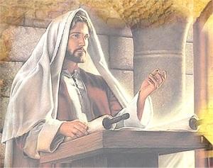 Gesù sinagoga Nazareth
