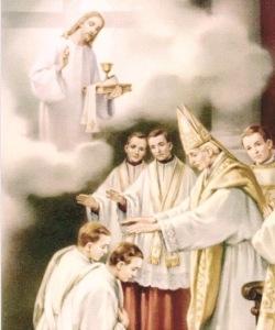 Ordinazioni sacerdotali con Gesù - Copia