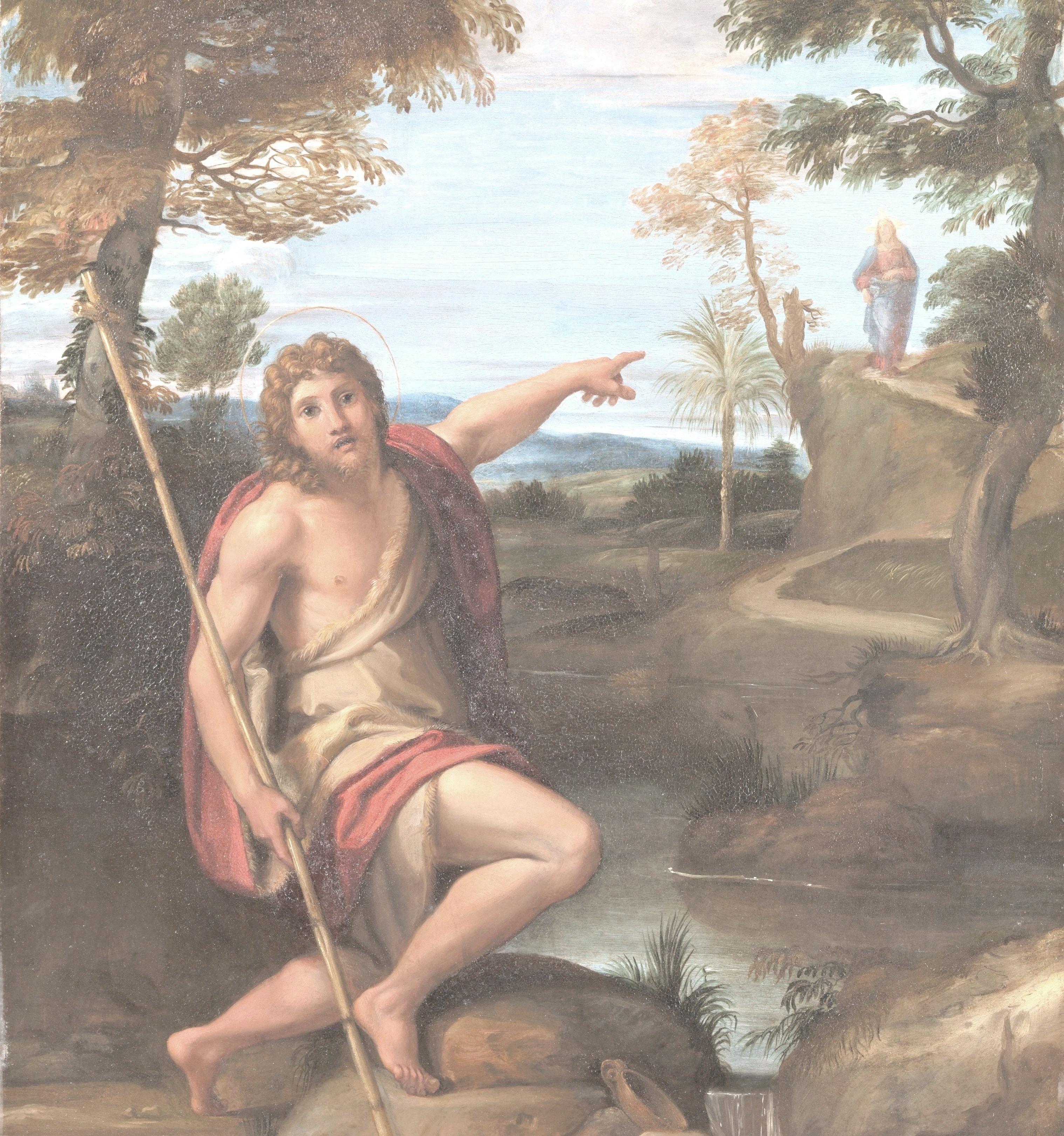 Giovanni Battista   Cercare la fede
